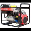 Бензиновый генератор AGT 14503 HSBE R16