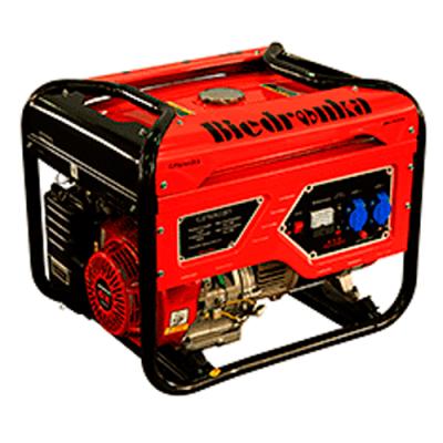 Бензиновый генератор Biedronka GP6065BS