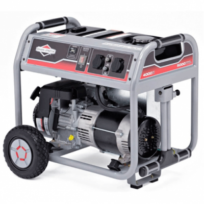 БЕНЗИНОВЫЙ ГЕНЕРАТОР BRIGGS & STRATTON ELITE 3750A