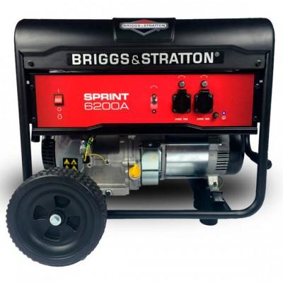 БЕНЗИНОВЫЙ ГЕНЕРАТОР BRIGGS & STRATTON Sprint 6200A