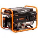 Бензиновый генератор Daewoo GDA3800