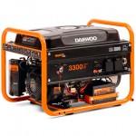 Бензиновый генератор Daewoo GDA3800E