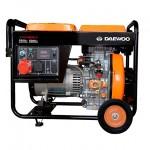 Дизельный генератор Daewoo DDAE 6100XE-3