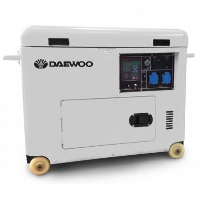 Бензиновый генератор Daewoo DDAE 7000SE-3