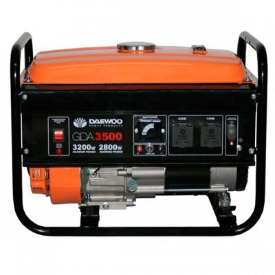 Бензиновый генератор Daewoo GDA3500