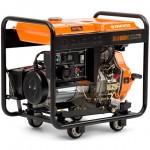 Дизельный генератор Daewoo DDAE 6000XE