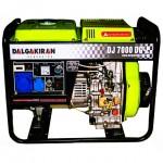 Дизельный генератор Dalgakiran DJ 7000 DG-E
