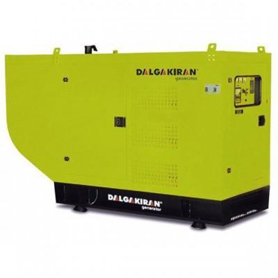 Дизельный генератор Dalgakiran DJ 460 DD