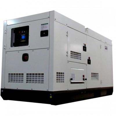 Дизельный генератор E.HOT EF140CX