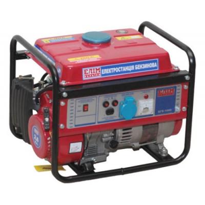 Бензиновый генератор ЕЛИМ БГЕ 1000
