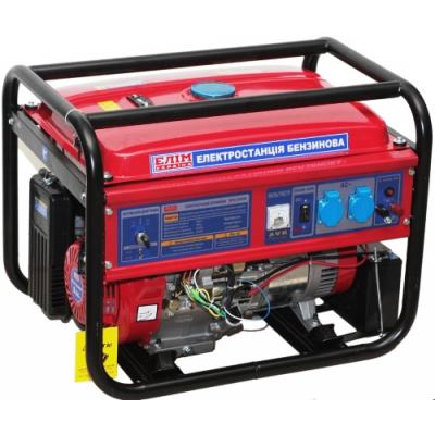 Бензиновый генератор ЕЛИМ БГЕ 5500