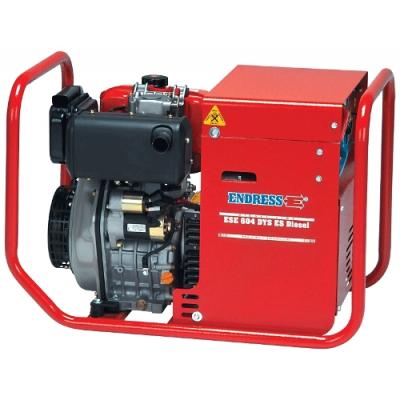 Дизельный генератор ENDRESS ESE 604 DYS ES DIESEL