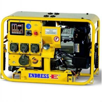 Бензиновый генератор ENDRESS ESE 1104 DBG ES DIN