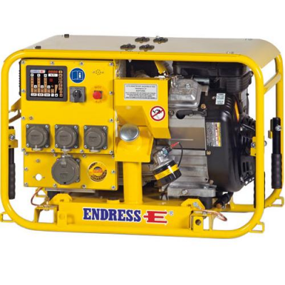 Бензиновый генератор ENDRESS ESE 854 DBG DIN