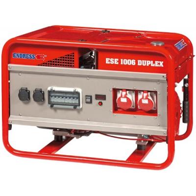Бензиновый генератор ENDRESS ESE 1006 DSG-GT ES DUPLEX
