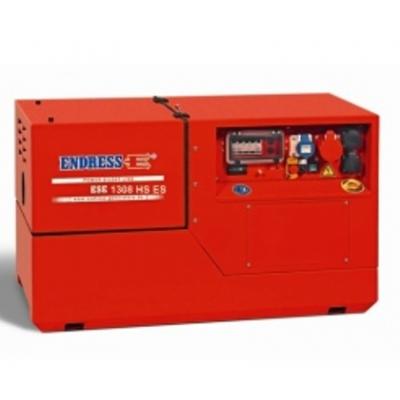 Бензиновый генератор ENDRESS ESE 1308 DHS ES SILENT