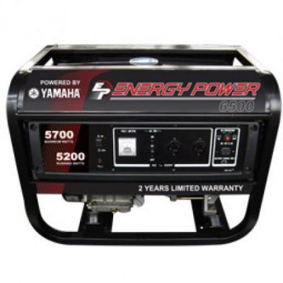 Бензиновый генератор ENERGY POWER 6500