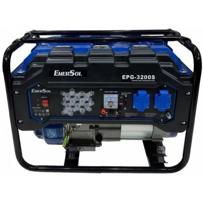 Бензиновая электростанция EnerSol EPG-3200S