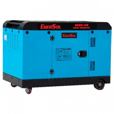 Дизельная электростанция EnerSol SKDS-14E