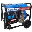 Сварочный дизельный генератор EnerSol SWD-7E