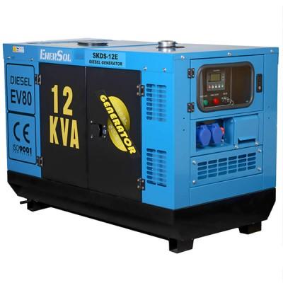 Дизельная электростанция EnerSol SKDS-12E