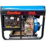 Дизельная электростанция EnerSol SD-6E(B)