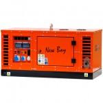 Дизельный генератор EUROPOWER EPS103DE