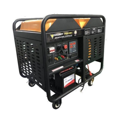 Дизельный генератор FORTE FGD 12E3