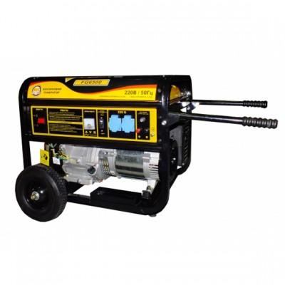 Бензиновый генератор FORTE FG 6500