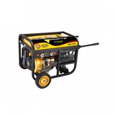 Бензиновый генератор FORTE FG 6500EW