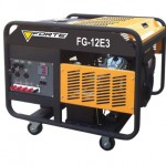 Бензиновый генератор FORTE FG 12E3
