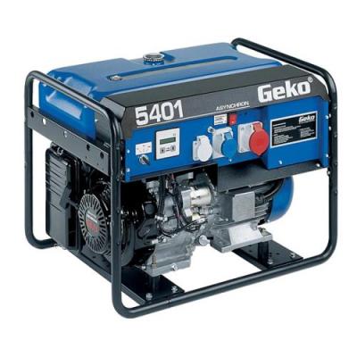 Бензиновый генератор Geko 5401ED-AA HEBA BLC