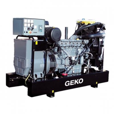 Дизельный генератор Geko 250003ED-S DEDA