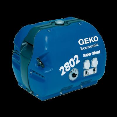 Бензиновый генератор Geko 2802E-A HHBA SS