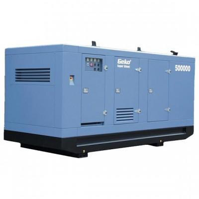 Дизельный генератор Geko 500000ED-S DEDA SS