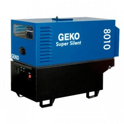 Дизельный генератор Geko 8010ED-S MEDA SS