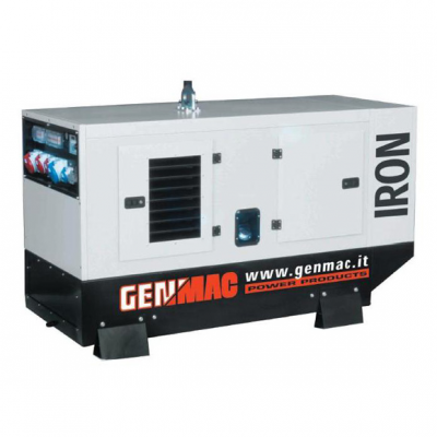 Электростанция GENMAC Iron G30DSM Basic