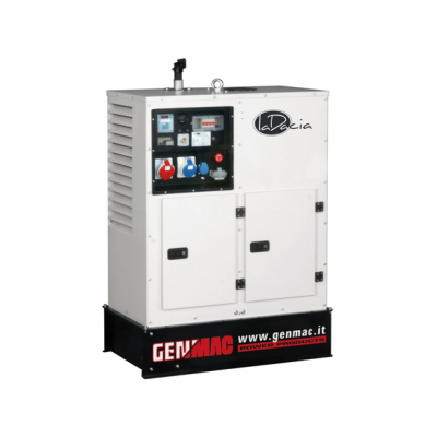 Электростанция GENMAC Living RG9000LSM