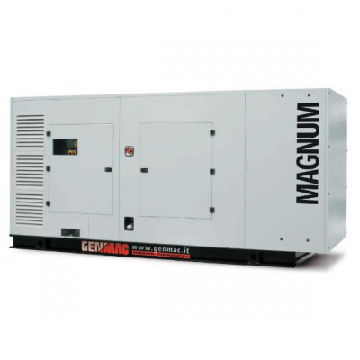Электростанция GENMAC Magnum G400DSA