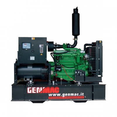 Электростанция GENMAC STAR G105GOA Natural Gas