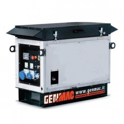 Электростанция GENMAC Whisper G12000KSA