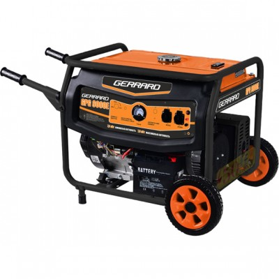 Бензиновый генератор Gerrard GPG 9000E