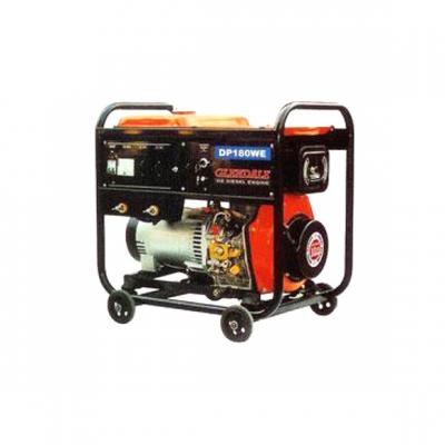 Дизельный сварочный генератор GLENDALE DP180WE