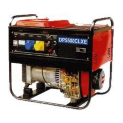 Дизельный генератор GLENDALE DP6500CLХ 3 с автоматикой