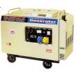 Дизельный генератор GLENDALE DP6500SLE 1 с автоматикой