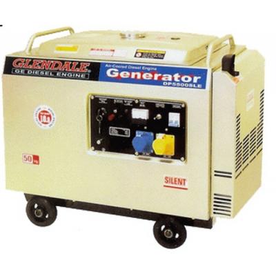 Бензиновый генератор GLENDALE GP5500L SLE