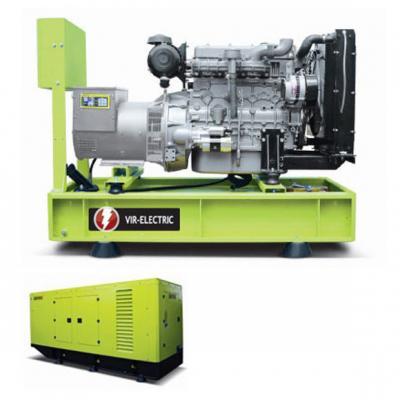 Дизельный генератор GLENDALE GNT-165