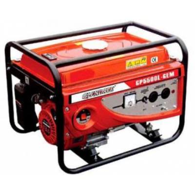 Бензиновый генератор GLENDALE GP6500L GEE 1 HONDA с автоматикой