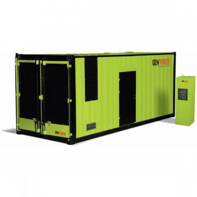Дизельный генератор GLENDALE GPR-1000
