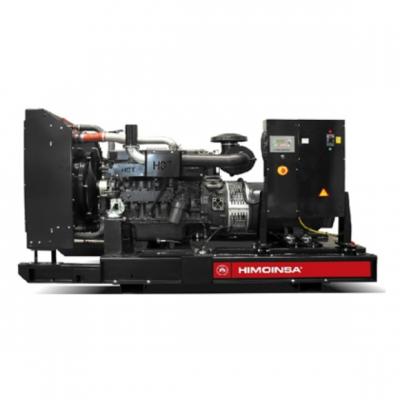 Дизельный генератор HIMOINSA HFW-350 T5